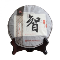 2016年蒲门 濮仁系列 智濮 熟茶 357克/饼