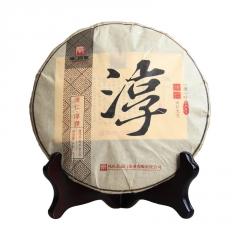 2016年蒲门 濮仁系列 淳濮 熟茶 357克/饼