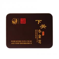 2016年下关 下关小金沱 熟茶 36克/盒