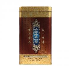 七彩云南 珍藏陈香金芽 熟茶 250克/罐