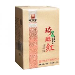 蒲门 臻传系列 琦璘红 滇红茶 220克/盒
