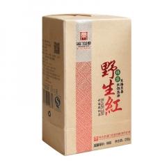 蒲门 臻传系列 野生红 滇红茶 250克/盒