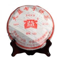 2005年大益 7262 熟茶 357克/饼