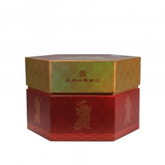 2016年中茶 武禅班章紧沱 礼盒 生茶 603克/盒