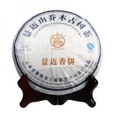 2010年八角亭 景迈香饼 生茶 357克/饼