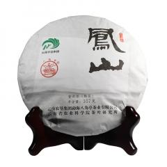 2017年八角亭 凤山 熟茶 357克/饼