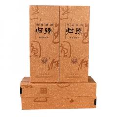 2016年下关  归臻 (龙珠) 生茶 96克/盒