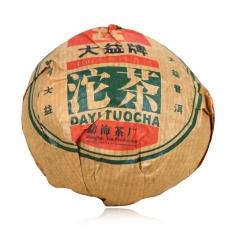 2005年大益  青沱 生茶 100克/沱