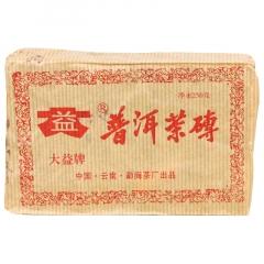 2003年大益  云南砖茶 生茶 250克/砖