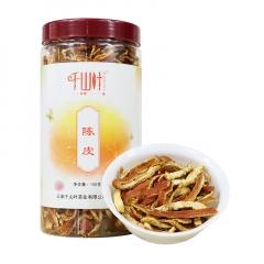千山叶 陈皮 花草茶 150克/罐