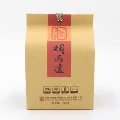 2015年斗记 烟雨遥 熟茶 200克/袋 1袋