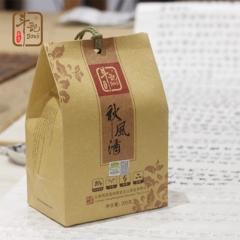 2016年斗记 秋风清 (散装)熟茶 200克/袋 单袋