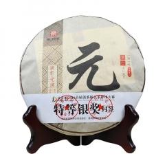 2016年蒲门 濮仁系列 元濮 熟茶 357克/饼