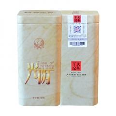 2016年下关 精春尖茶 光阴的故事 (十多年陈料)散茶 生茶 60克/盒 1盒