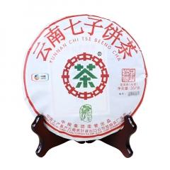 2017年中茶 翡翠白菜 生茶 357克/饼