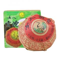 2010年下关 女儿贡沱 生茶 100克 1盒