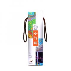 2017年俊仲号 小竹炮竹筒茶 熟茶 260克/盒