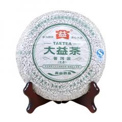 2013年大益 高山韵象 生茶 357克/饼