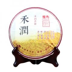 2015年普秀 禾润 熟茶 357克/饼 单片