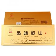 2017年普秀 品味板山 礼盒砖 生茶 288克/条