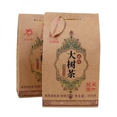 2017年龙园号 勐海大树茶 熟茶 1000克/提 1提