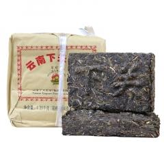 2017年下关 边销砖 生茶 250克/砖