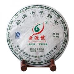 2012年云源号 易武古树 生茶 400克/饼