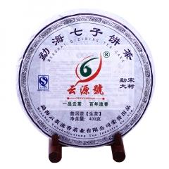 2012年云源号 勐宋大树 生茶 400克/饼