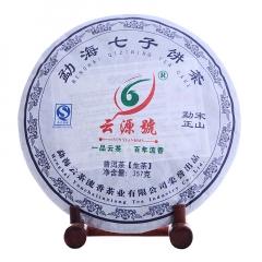 2012年云源号 勐宋正山 生茶 357克/饼