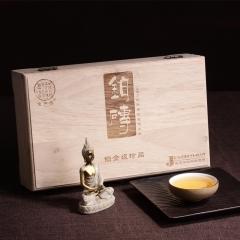 2016年俊仲号 铂砖 生茶 756克/盒