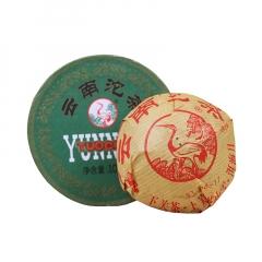 2017年下关 绿盒甲 (FT-7663-17) 生茶 100克/盒