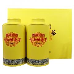 2016年云鼎柑普 班章柑普茶 (珍藏版) 生茶 500克/套