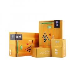 极边 腾冲高山有机金乌龙茶(金乌龙) 200克/盒