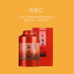 澜沧古茶 高原红 滇红茶 250克/罐