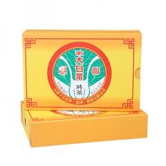 2016年下关 珍藏大白菜 班章茶区 生茶 (砖茶)250克/盒