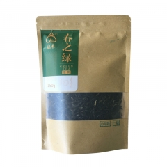 嘉木 云南滇青绿茶 春之绿小毛峰 150克/袋