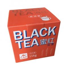 嘉木 云南滇红茶 蜜红红茶 118克/盒