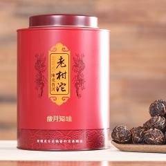 2017年岁月知味 老柑沱  陈皮普洱 柑普茶 熟茶 200克/罐