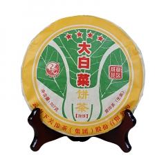 2017年下关 四星大白菜 (泡饼) 生茶 357克/饼