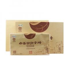 2017年中茶 回归金砖礼盒 生茶 1000克/盒