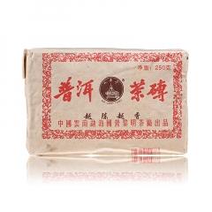 2005年八角亭 普洱茶砖 越陈越香 熟茶 250克/砖