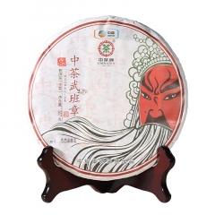 2017年中茶 武班章 生茶 357克/饼