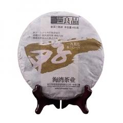 2016年老同志 一甲子 熟茶 400克/饼