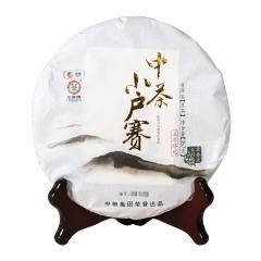 2017年中茶 小户赛 生茶 357克/饼
