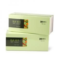和轩号 陈皮普洱袋泡茶 熟茶 60克/盒