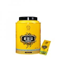 2019年俊仲号 青果倾城(小青柑柑普茶) 熟茶 400克/罐
