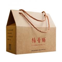2014年杨普号 景迈 生茶 200克/盒 散茶