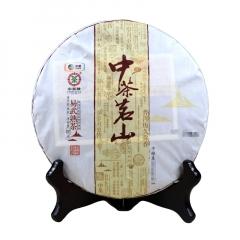 2017年中茶 茗山系列 易武 熟茶 357克/饼
