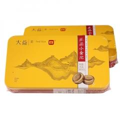 2015年大益  小金沱 1501批次 熟茶 45克/盒