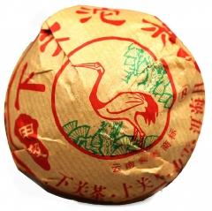 2011年下关 甲级沱 便装 生茶 100克 单沱